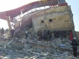 L'ospedale di Medici senza frontiere distrutto dal raid