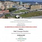 """""""ScienzAsavona"""", il 16 febbraio continua la rassegna di divulgazione scientifica promossa dal Liceo """"O. Grassi"""""""