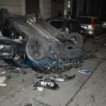 Torino – Incidente mortale in via Boccardo, morto un giovane di 29 anni