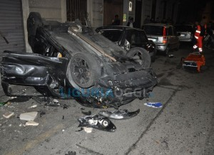 Incidente mortale a Torino
