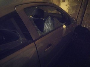 Auto danneggiate - Già fermati altre volte i due tossicodipendenti autori dei raid