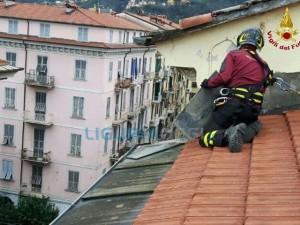 Danni maltempo a La Spezia