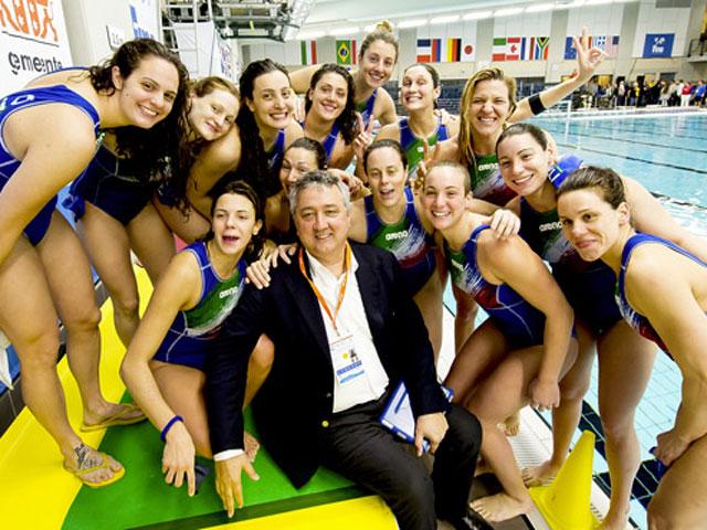 Pallanuoto. Qualificazioni olimpiche femminile. Il Setterosa va a Rio
