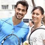 Tennis – Flavia Pennetta e Fabio Fognini si sposano, pubblicazioni a Taggia
