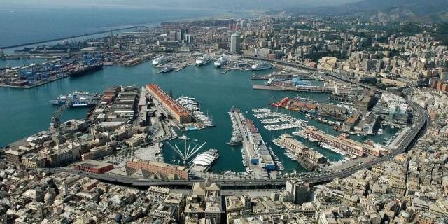 Incidente alla nave Excelsior in partenza da Genova diretta a Palermo