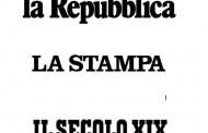 Editoria - Il Secolo XIX e La Stampa verso la fusione con La Repubblica