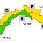 Allerta gialla per neve per le province di Savona e Genova