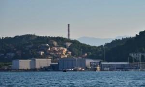 Nella foto, la Fincantieri di Muggiano (La Spezia)