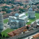 Pisa, 20enne tedesco trovato morto in Piazza dei Miracoli