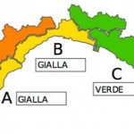 Allerta maltempo in Liguria, in arrivo pioggia e neve nell'entroterra
