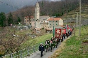 Domenica 20 marzo il 71esimo anniversario dell'eccidio di Cravasco