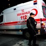 Turchia, autobomba davanti alla stazione di polizia di Midyat