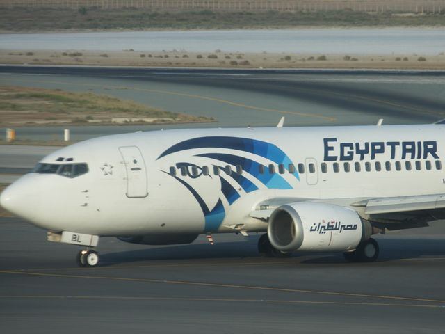 Cipro, un italiano a bordo dell'aereo dirottato