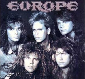 Europe tornano in Italia con The Final Countdown