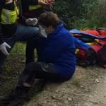Levanto – Escursionista cade sul sentiero per Monterosso, soccorsa