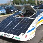 Presentata all'Università di Catania l'auto che funziona a energia solare