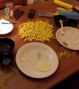 Genova, Polizia scopre fabbrica di droga