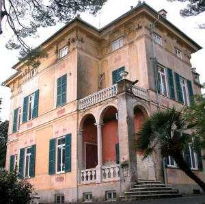 Furto al Museo di Villa Luxoro a Nervi