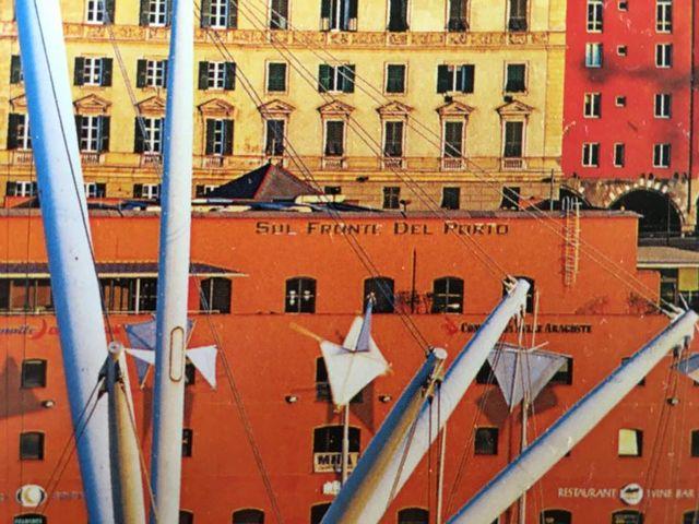 Meridiani dedica un numero a Genova con foto vecchie, ironia su Facebook