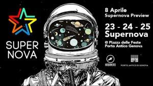 Il festival Supernova in programma dal 23 al 25 aprile