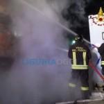 La Spezia – Paura per l'incendio in via Genova