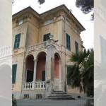 Furto a Villa Luxoro, spariti alcuni quadri