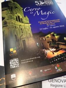 Cervo presenta il Festival della Musica da Camera