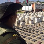 Colombia – Sequestro record di cocaina, 8 tonnellate