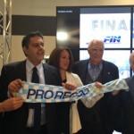 Pallanuoto – Presentata la Final Six con la Pro Recco