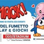 SMACK! – Torna a Genova la Fiera del Fumetto, dei Giochi e dei Cosplay