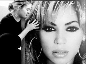 Adele si complimenta con Beyoncé