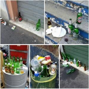 Alcolici prima e dopo il Derby a Marassi