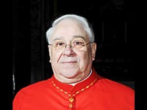 Il cardinale Domenico Calcagno