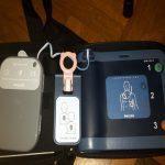 Marassi, installato ieri il primo defibrillatore ad uso pubblico