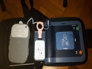 Marassi, installato il primo defibrillatore di quartiere