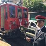 Maltempo in Liguria – Trenino di Casella fermo per danni