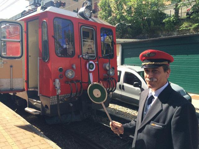Ferrovia Genova - Casella, nuovi stop per una frana a Trensasco