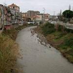 Savona, piccolo sversamento nel Letimbro