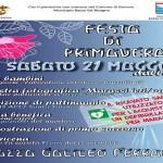 """Marassi, sabato 21 maggio la """"Festa di Primavera"""" in piazza Galileo Ferraris"""