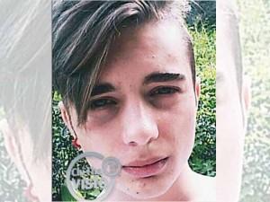Una foto di Matteo, il ragazzo scomparso da Chiavari martedì