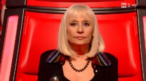 Raffaella Carrà a The Voice