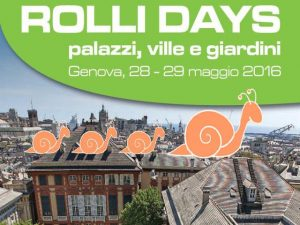 """Genova, coi Rolli Days torna anche l'iniziativa """"Girinfamiglia"""""""