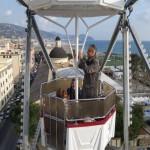 Chiavari, il 21 maggio ritorna la ruota panoramica