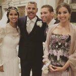 Genova – Matrimonio alla Maddalena per la figlia di Toninho Cerezo