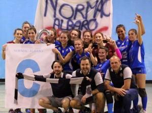 Normac Albaro promossa in serie C