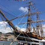 Amerigo Vespucci al Porto di Genova – Code per visitarla
