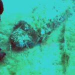Bogliasco – Ritrovato relitto subacqueo con ancore e cannone