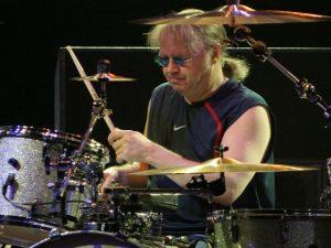 Deep Purple, il batterista Ian Paice colpito da ictus