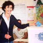 Elezioni Savona – Ilaria Caprioglio in vantaggio con il 53,3%