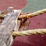 Marassi – Chiodi e viti arrugginite nei giardini per bambini del Mirto